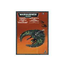 Games Workshop Warhammer 40K Necron Doom Scythe / Night Scythe NIB SEALED