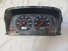 VW CABRIO CABRIOLET 1999 99 Speedometer Instrument CLUSTER GAUGE 1EM919911A