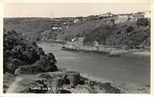 Solva River Harbour Boats Panorama Judges Ltd Postcard