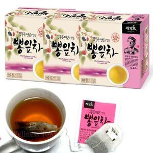 Dong-Gon Kim Tea Master made Wild Mulberry Leaf Tea (40T x 3Box) 120 Tea bags