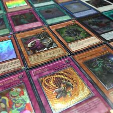 Yugioh TCG: 1 Random Card Lot GUARANTEED HOLO FOIL OR ULTIMATE/GHOST RARE!