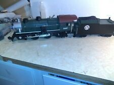 Lionel 8-85107 Large Scale G Steam Locomotive &Tender 4-4-2 GREAT NORTHERN 5107