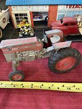 (Lot #1317) 1/16 Vintage Ertl Farm Toy Massey Ferguson 175 Tractor for Parts 👀