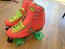 Moxi Beach Bunny Roller Skates Moxi Size 7 (fits like a W7.5) Watermelon - New