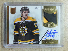 13-14 Panini Dominion Horizontal Auto Patch #AP-DH DOUGIE HAMILTON Rookie RC /99