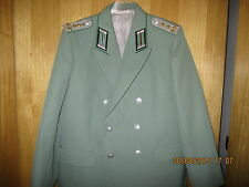 09 : Uniform Jacke  ( Gala ) , DDR / Polizei , Offizier Volkspolizei  , m 48 - 1