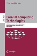 Parallel Computing Technologies: 8th International Conference, PaCT 2005, Krasno