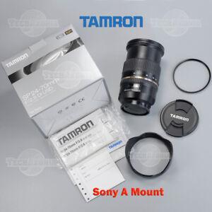 Tamron SP 24-70mm F2.8 Di VC USD For Sony A Mount A37 A57 A65 A68 A77 A99II A580