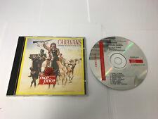 Mike Batt  Caravans Columbia SOUNDTRACK CD – CDANIC 2272 EX/EX