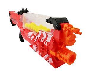 Hasbro NERF Rival Nemesis MXVII-10K Team Red Motorized Blaster Gun Balls Working