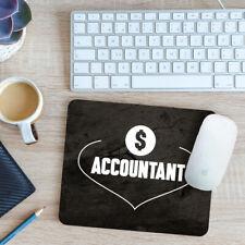 Love Accountant Mouse Mat Pad 24cm x 19cm