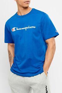 Champion Script Short Sleeve Tee Shirt