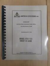 AmtechSystems Atmoscan Individual Boat Automated Loader (IBAL) Maintenance Guide