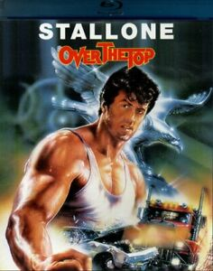 (NEW) (BLU-RAY)SLIM LINECASE (OVER THE TOP) (SYLVESTER STALLONE) (R#(B) (TRACKED