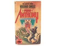 GOOD! Viscous Circle: by Piers Anthony (PB)