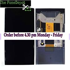 OEM BlackBerry Priv LCD Display Touch Screen Digitizer Replacement with Frame