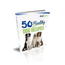 Healthy Recipe Ebook Tasty Dog Food Treats Canine Pet Supplies All Dog Types New