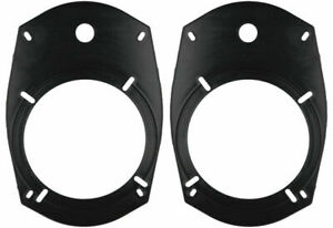 "Metra 82-6901 5-1/4"" or 6.5"" Speaker to 6"" x 9"" Speaker Mounting Hole Adapters"