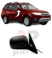 FOR SUBARU FORESTER 2011-2013 WING MIRROR ELECTRIC HEATED FOR PAINTING RIGHT LHD