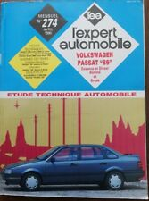 VOLKSWAGEN PASSAT 89 essence diesel tous typ REVUE TECHNIQUE RTA EXPERT 274 1990