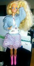 1988 Feelin Fun Barbie by Mattel