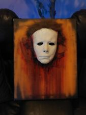 HALLOWEEN MICHAEL MEYERS sculpture 3D PAINTING