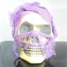Halloween Calavera Pirata intermitente Led Luz Multi Color Decoraciones
