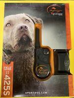 SportDOG Field Trainer 425S Dog Remote Trainer For Stubborn Dogs - NEW