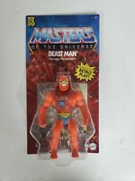 Masters Of The Universe Beast Man Retro Moc Motu 2020