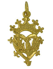 New beautiful Celtic Thistle Scottish Luckenbooth Gold Plated charm Jewelry