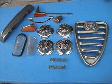 Alfa Romeo ,giulia,giulietta,auto d'epoca.ricambi in blocco