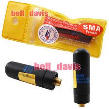 Harvest SRH805 mini dual band antenna SMA-F PX-777 PX-888 TG-UV2 KG-UVD1P FD-880