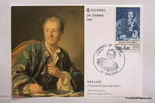 yt 2304  FRANCE    Carte Postale Maximum DIDEROT