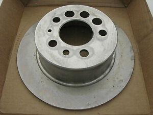 NEW BREMBO 270736 Disc Brake Rotor For VOLVO 245 940 240 244 960 740 1975-1995