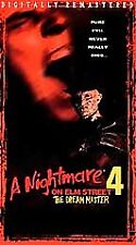 A Nightmare on Elm Street 4 - The Dream Master (VHS, 1999)