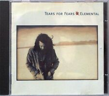 "Tears for Fears - Elemental (CD 1993) Features ""Break It Down Again"" ""Cold"""