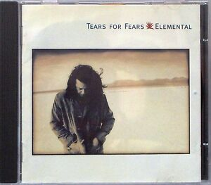 "Tears for Fears - Elemental (CD 1993) Features ""Break It Down Again"" ""Cold"""