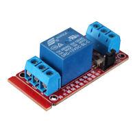 5X(H3 1-Kanal 12V H / L Level Trigger Optokoppler Relais Relay Modul fuer Arduin