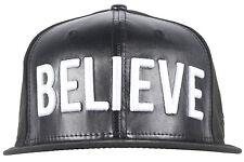 Black Scale New Era Believe Snapback Hat Headwear Cap Lid BLVCK SCVLE Black