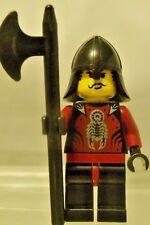 LEGO: MINIFIG: CASTLE: Knights Kingdom II Shadow Knight Vladek