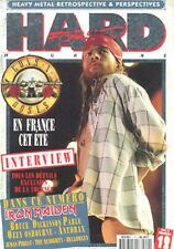 HARD FORCE - GUN'S & ROSES - FRENCH MAG - JUNE, 1993