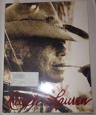 Ralph Lauren by Ralph Lauren Polo Jean Double RL Hardcover 40th Anniversary Book