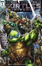 Teenage Mutant Ninja Turtles Universe #1!!