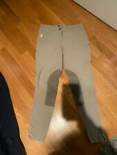 tailored sportsman girls size 12 tan good condition