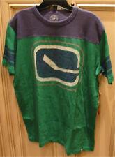 "Men's 21.75"" Small NHL VANCOUVER CANUCKS Hockey '47 Short Sleeve T Shirt Rink"