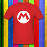 Super Mario Logo Retro Gamer Fun Konsole Super Mario | Men's T-Shirt