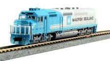 Kato SDP40F Maersk Bealand Locomotive Model