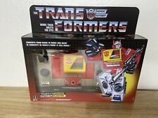 Autobot Blaster Sealed Transformers 2020 G1 Reissue Walmart Exclusive Retro