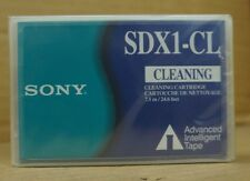 NEW SEALED Sony SDX1-CL AIT Cleaning Cartridge