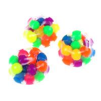 Atomic bead stress ball spiky message ball sensory gadget toy autism BDSO
